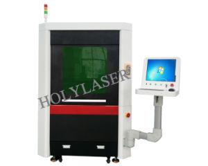 machine de découpage au laser à filtre matériel métallique de haute précision de coupe au laser