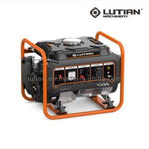 Venta caliente 100% de cable de cobre de 1kw de potencia Portátil Generador Gasolina Industrial