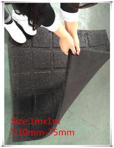 幼稚園のゴム製マット、ゴム製床のマット、Crossfitの体操の床のマット