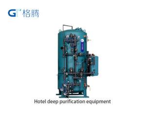 De Apparatuur van de Behandeling van de Waterontharder van de Hars van de IonenUitwisseling van GT 20t