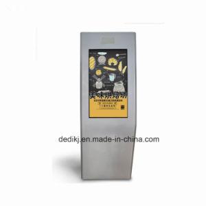 Kiosque de Plein Air 47 pouces écran LCD-de-chaussée Totem permanent touch Logiciel Android kiosque extérieur de la publicité Multi Media Player