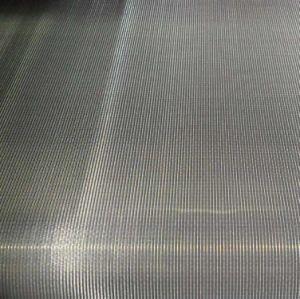 Корпус из нержавеющей стали провод тканью/черный стальной проволоки сетка для воздушного фильтра жидкости