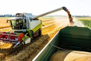 収穫機械のための4.324L変位のディーゼル機関