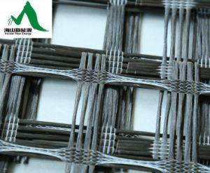 Vezel de met grote trekspanning Netto /Grid die van het Basalt voor de Bouw gebruiken
