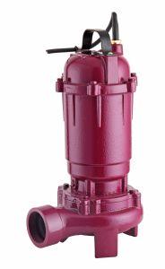 100% eléctrico de cable de cobre de drenaje de aguas residuales de la bomba sumergible de corte de agua