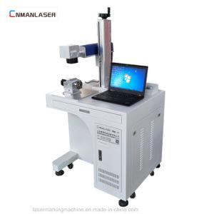 Macchina della marcatura del laser del cuscinetto 20W del metallo di raffreddamento ad aria 110*110mm