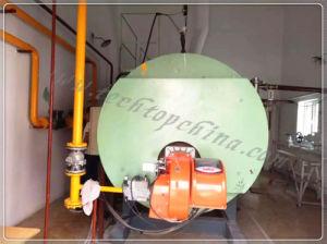 Vapore a gas dell'olio & scaldacqua