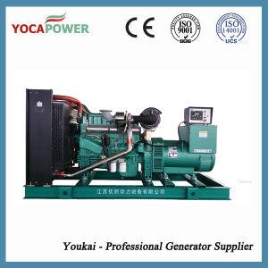 300квт мощности двигателя Yuchai дизельных генераторных установках