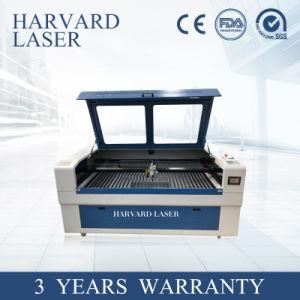 Прочного CO2 лазерной гравировки и резки машины для легкой промышленности