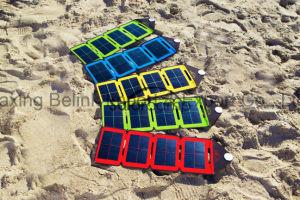 다채로운 폴딩 및 유연한 CIGS 박막 태양 에너지 충전기