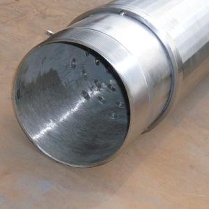 Venda a quente Tela Johnson 304 Fio Cunha tubo do filtro de soldadura