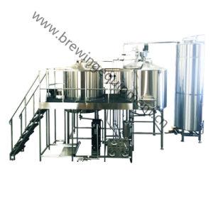 300L cuves de fermentation de la bière/fermenteurs de bière de la bière fermenteur conique