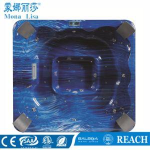 Massagem Spa Tub com assentos de quatro Contribuição de Canto (M-3316)