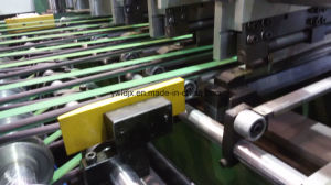 Livro de exercícios a junção do fio máquina via linha de produção