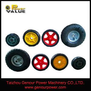 As peças do gerador gerador de 8 polegada Rodas de plástico (GGS-8IW)