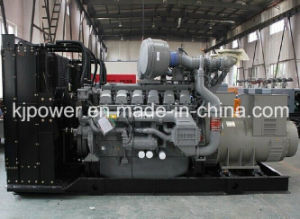 パーキンズEngine (1850kVA)著大きいPower Diesel Generator Powered