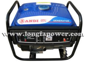 Type de sauvegarde 2.5kVA YAMAHA Accueil générateur à essence avec moteur Honda