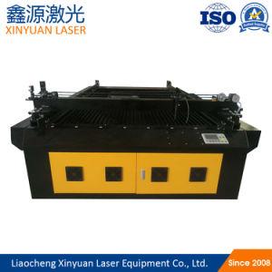 1325 Type de machine de découpe automatique Non-Woven lit de découpe laser
