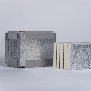 Conducto de HVAC de espuma de poliuretano Untduct