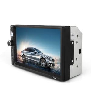 7.0 Pulgadas de pantalla táctil coche reproductor de DVD de la función de enlace espejo Bluetooth Android alquiler de DVD de vídeo