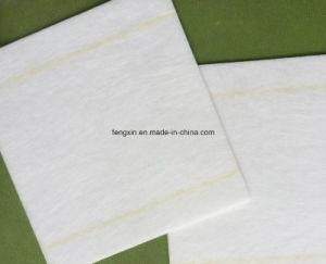 Высокое качество белого стекловолокна сепаратора аккумуляторной батареи