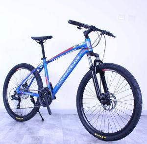 Alliage d'aluminium 26'' Freins à disque de suspension 24 Vélo de montagne de vitesse