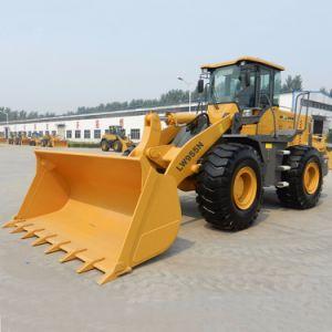 De Apparatuur van de bouw de Lader van het Wiel van 5 Ton Zl50 voor Verkoop