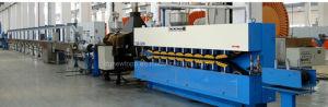 Xj-70mm Máquinas para fabricação de cabos para a bainha do cabo/Jacket