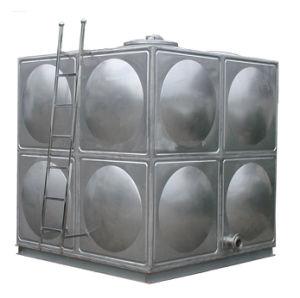 Conteneur de l'eau de mer en acier inoxydable réservoir d'eau