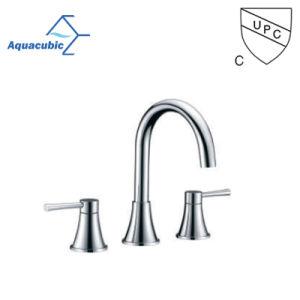 3穴衛生製品の立水栓を保存するWatersense水