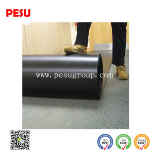 Plaque de plastique ondulé pour la protection de la construction de l'industrie de plancher