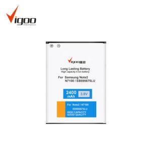 Batterij van de Telefoon van de Vervanging van de Groothandelsprijs de Mobiele J7 voor Samsung
