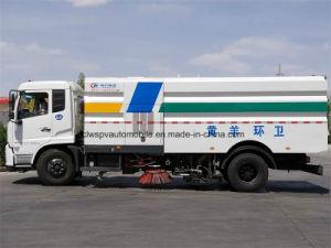 4X2 лапы дорожного движения погрузчика на улице Dongfeng очистите погрузчик для продажи