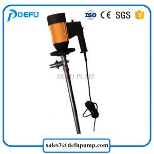 Pompa pneumatica del timpano di olio della mano di alta qualità