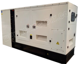 100Ква~250ква звукоизолирующие дизельного двигателя Cummins генераторная установка