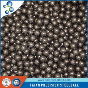 Führende Peilung-Kohlenstoffstahl-Kugel der Fertigung-ISO9001