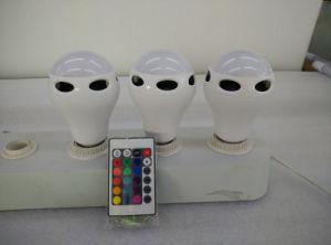 Intelligente drahtlose Bluetooth Lautsprecher-Energieeinsparung-Birne