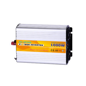 1000W Onda senoidal modificada inversor de las luces LED