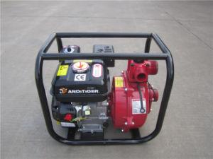 2015 últimas 2 pulgadas de motor de gasolina de alta presión de la bomba de fuego