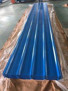 Strato d'acciaio galvanizzato del tetto di /Galvalume ricoperto colore per materiale da costruzione