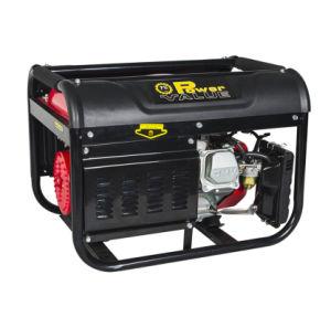 低いPrice中国Portable 2kVA 2.5kVA 2.8kVA 3kVA 4kVA 5kVA 6kVA LPG Generator (ZH2500LPLV)