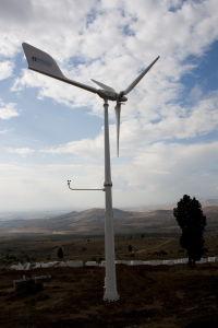 10kw eixo horizontal da turbina gerador eólico para energia