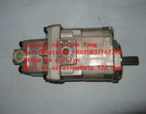 Ursprüngliches 705-52-30040 Ersatzteil-Fertigung/KOMATSU der HD325 KOMATSU HD320 Kipper-Zahnradpumpe-Soem-Fabrik