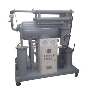 (l/h) Vakuumtransformator-Öl-Reinigungs-Maschine des einzelnen Stadiums-600