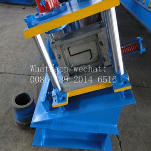 Canal Z Making Machine Z panne machine