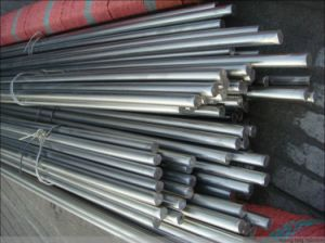 ASTM276 Tolerance H9 Roestvrij staal Round Bar (304, 304L, 316, 316L)