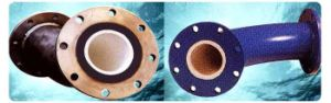 Alta conduttura d'acciaio rivestita di ceramica resistente all'uso