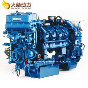 고품질 650HP Weichai Baudouin 배 엔진 M26 바다 디젤 엔진