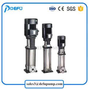 Agua caliente de alimentación de calderas de transferencia de la bomba de agua centrifugas verticales