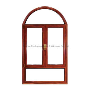틈 브리지 (FT-W108)를 가진 알루미늄 알루미늄 여닫이 창 Windows